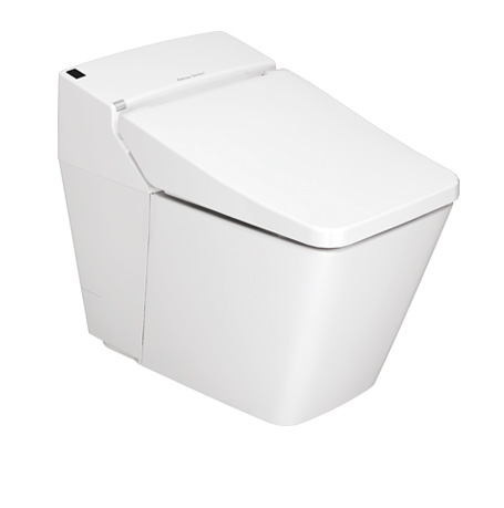 Acacia Evolution Integrated Toilet Auto Open Close Seat
