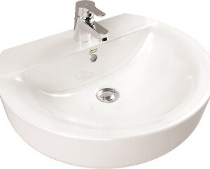 high res - Concept Sphere Wall Hung Wash Basin TF-0552